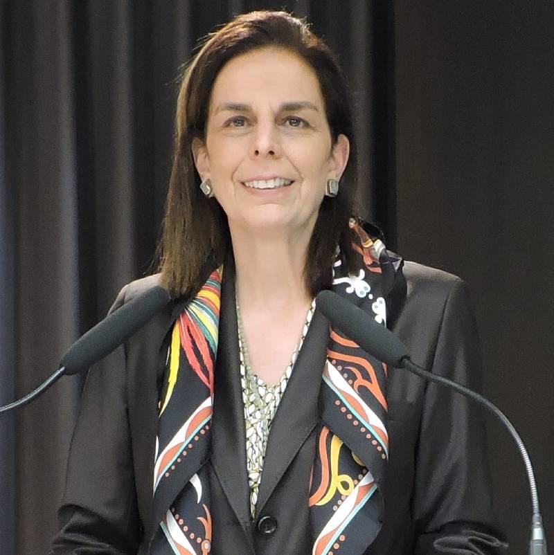 Ms. Claudia Carydis