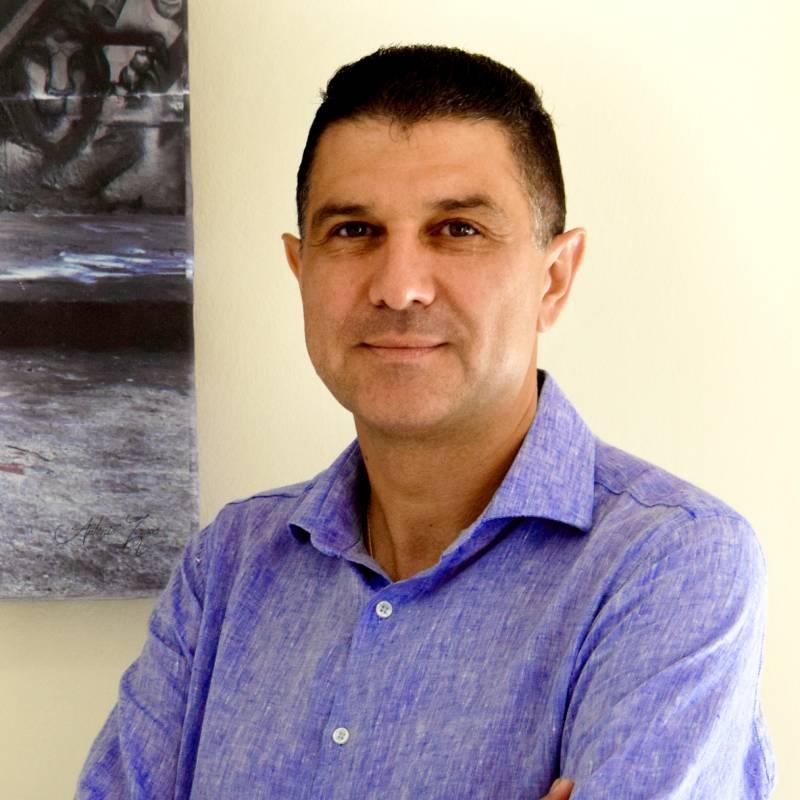 Dr. Antonis Zorpas