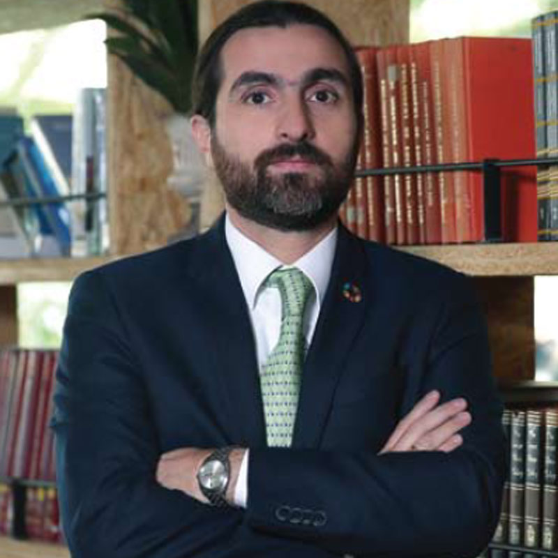 Alexandros Antonaras is the Vice President of Student Services and an Assistant Professor of Management at the University of Nicosia (CY).