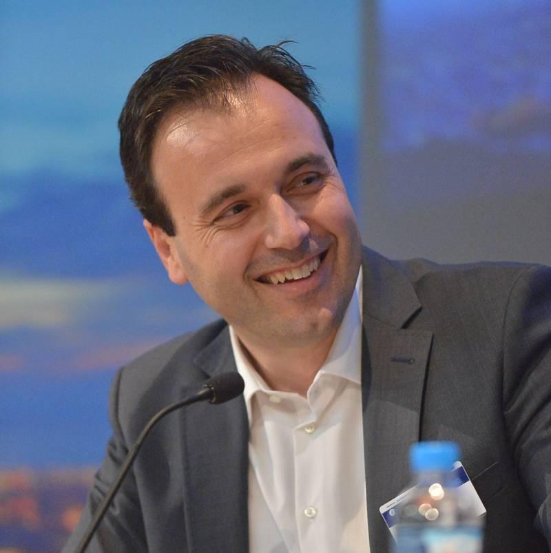 Mr. Dimitris Papastergiou