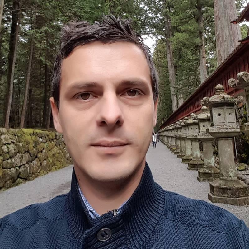 Mr. Goce Serafimov